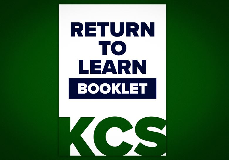 Parent/Student Return to Learn Booklet