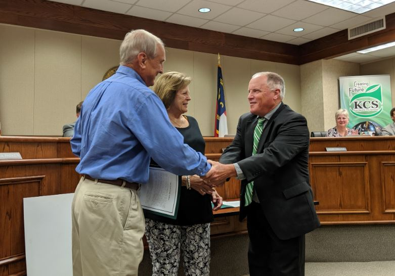 September School Board Recognitions
