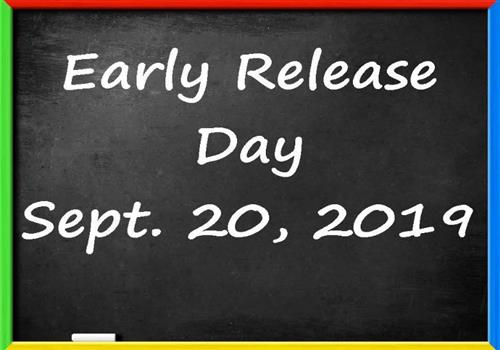 Early Release Day: September 20, 2019