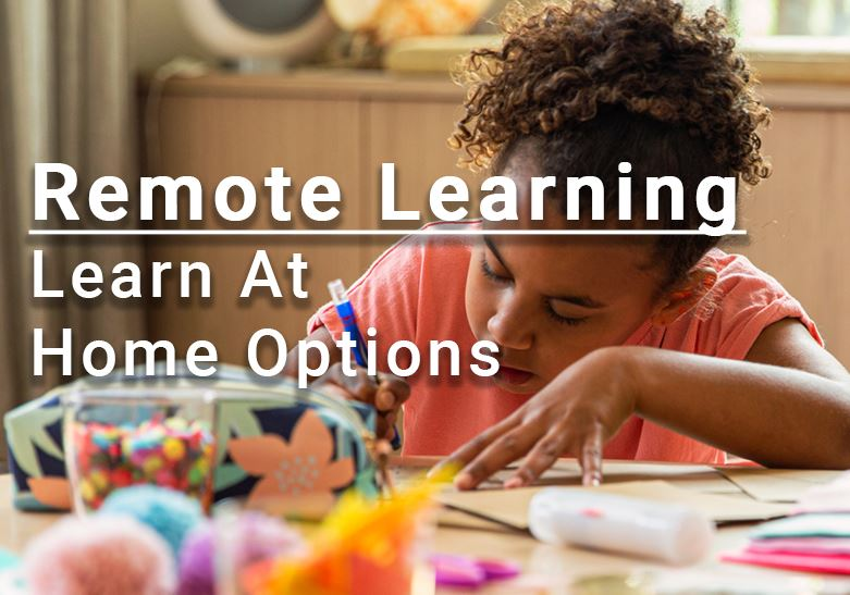 Learning at Home Options
