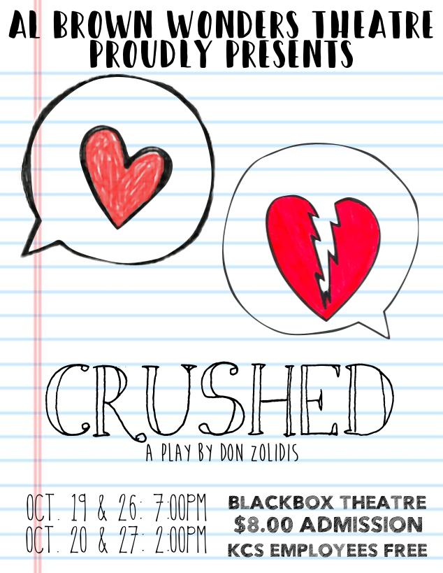 ALB's Theatre production of Crushed