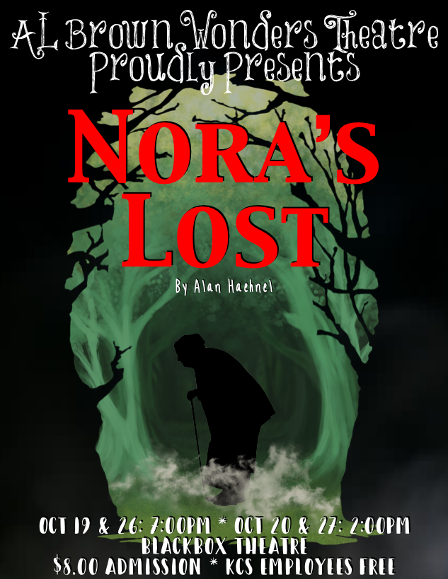 Nora's Lost production presented by ALB's Theatre group