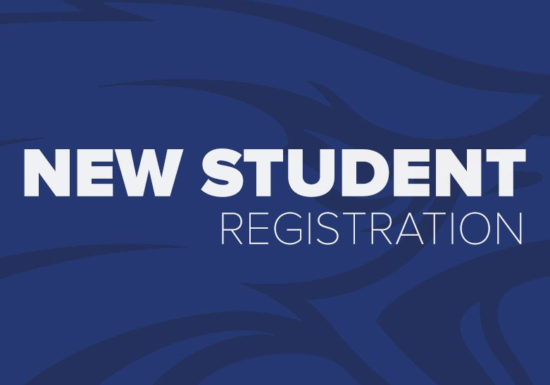 2020-21 New Student Registration