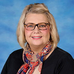 Mrs. Angie Miles-McClure - Assistant Principal